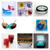 Crystal Clear Epoxy Resin for Wood & Resin Jewelry