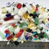 Multi Color Crystal Stone for Embed in Resin