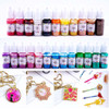 Metallic Pearl Liquid Oil Pigment for Resin
