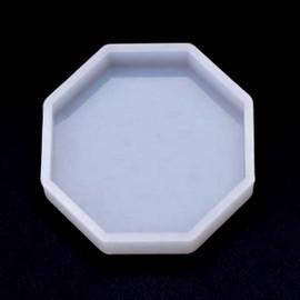 Octagon Coaster Silicone Mold