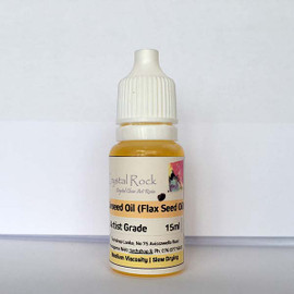 Linseed Oil (Flaxseed Oil) Art Grade