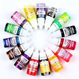 Epoxy Resin Dye, Liquid Color Pigment