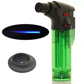 Refillable Butane Gas Blow Torch for Craft, Resin, Soldering