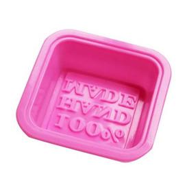 Single Square Silicone Mold for Soap