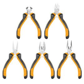 INGCO 5PCS Mini Pliers Set