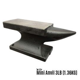 Mini Anvil for Jewelry Makers 3LB
