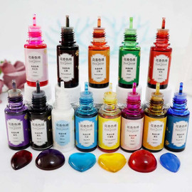 Floral Colorant for Epoxy Resin 10ml