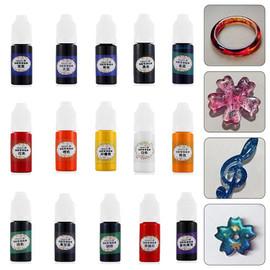 Transparent Resin Liquid Colorant 10ml