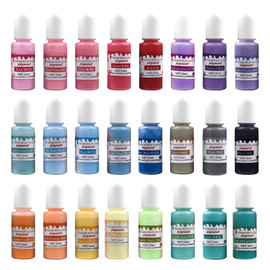Solid Opaque Resin Color Pigments
