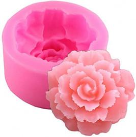 Flexible Diy Rose Silicone Mold