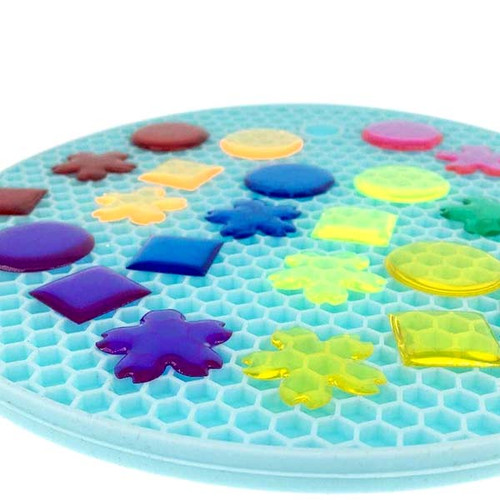 Doming Mat for Epoxy Resin Jewelry Molds Working Surface