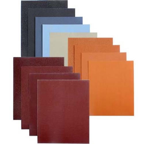 Cut & Polishing  Sandpaper for Resin & Wood Work Set of 7/10Pcs