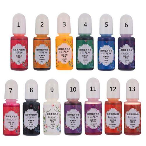 Epoxy Resin Coloring Liquid (Colorant)