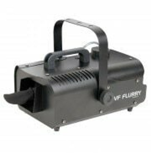 ADJ - VF Flurry - Highly Efficient, 600W Snow Machine, Volume Selection, Low Snow Fluid Sensor