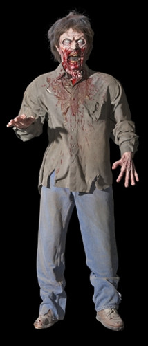 6 Foot Full Size Cody Zombie Prop