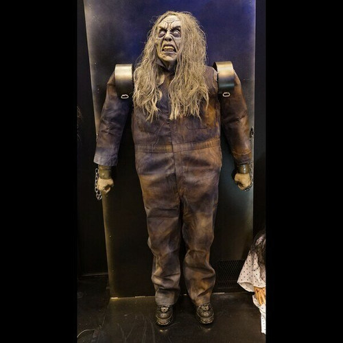 ZOMBIE SHOCK ACTOR ANIMATRONIC