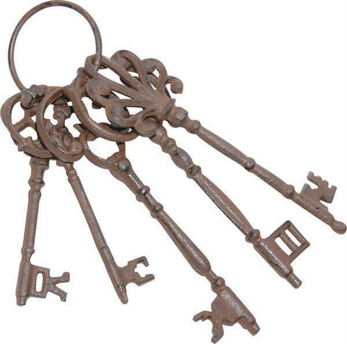 IRON KEY ASSORTMENT