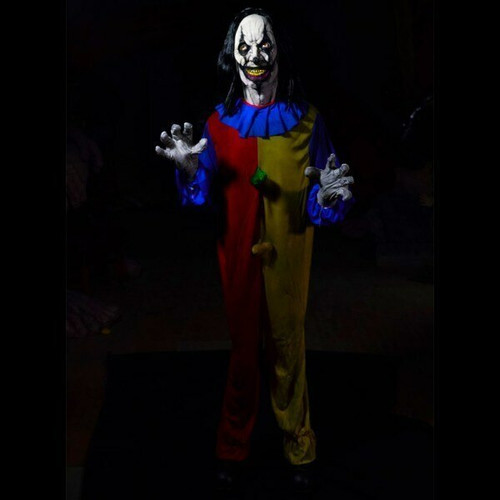 Static Version Crazy Clown Prop