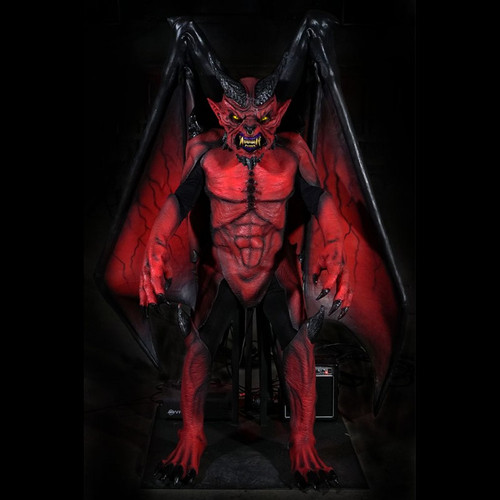 DEMON SHOCK ACTOR / ANIMATRONIC