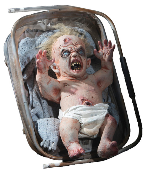 Zombie Baby ALL ELECTRIC