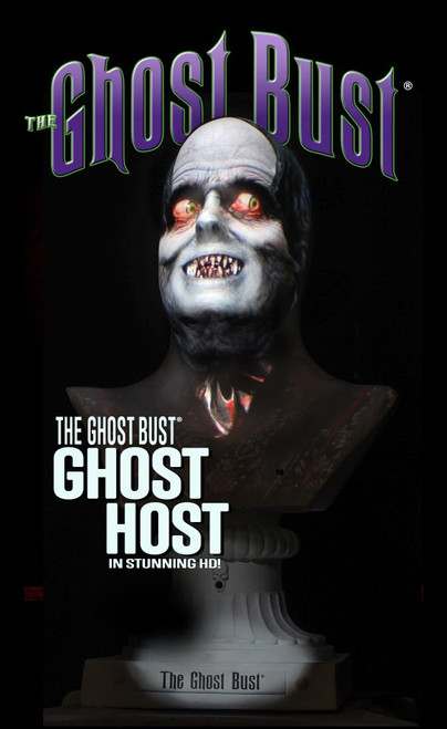 New  Ghost Bust Ghost Host