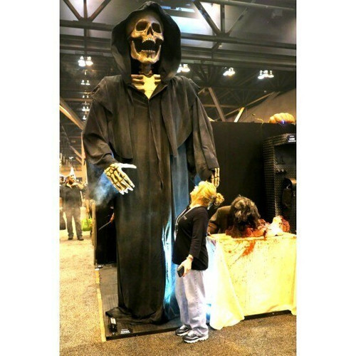 12 Foot Tall Angel Of Death Display