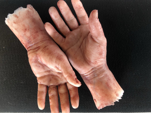 Pair Of Male Hands