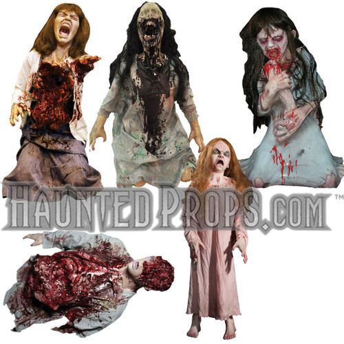 5 PIECE STATIC GORE DEAL