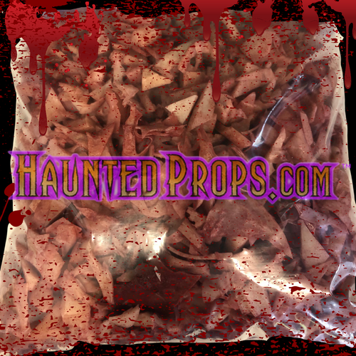 2 LBS OF BLOODY GORE  & GUTS