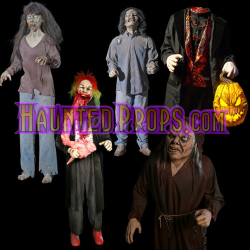 Haunted House  Static Prop Gore Deal