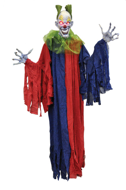 Hanging Evil Clown 60 Inches