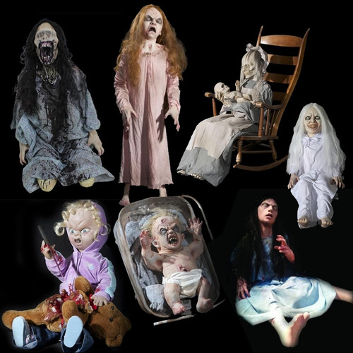 7 Piece All Electric   Doll Room Deal