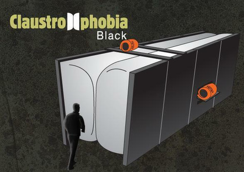 Claustrophobia Tunnels 7 X 12 FOOT