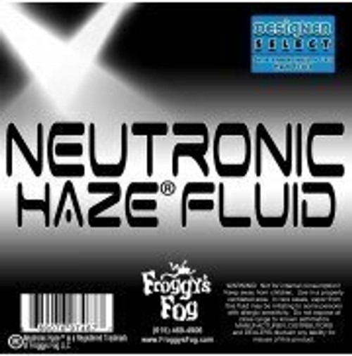 Neutronic Haze Fluid - Specially Formulated Haze Fluid