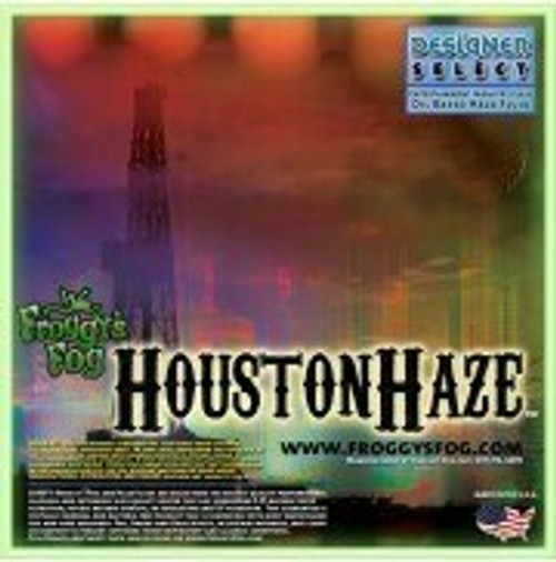 Houston Haze - Oil Based Juice Fluid For Haze Generators