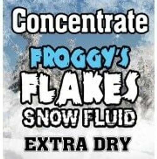 Extra Dry Snow Juice Concentrate