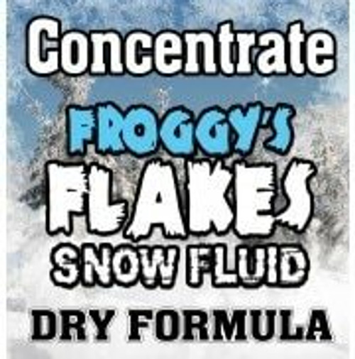 Dry Snow Juice Concentrate