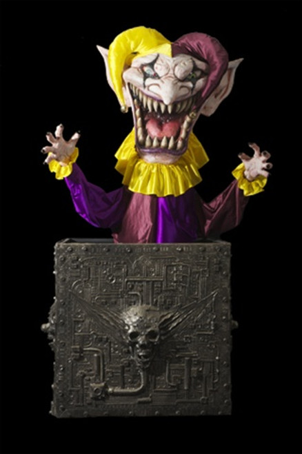 11 Foot Evil Jack Animatronic