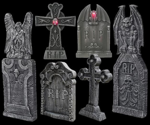 6 Piece Tombstone Deal