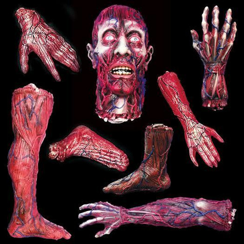 8 Piece Skinned Body Part Deal