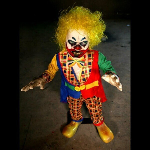 Whacko The Clown Static Prop