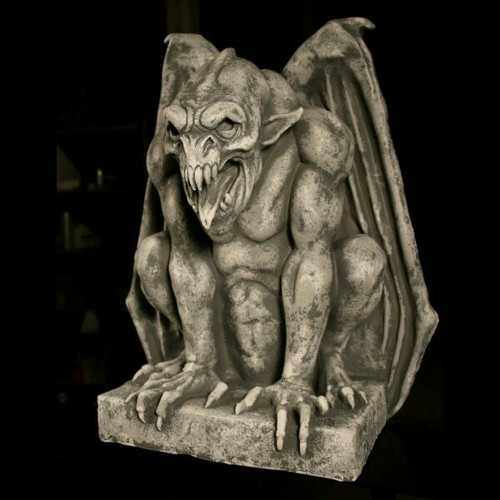 3  FOOT Castle Gargoyle Prop