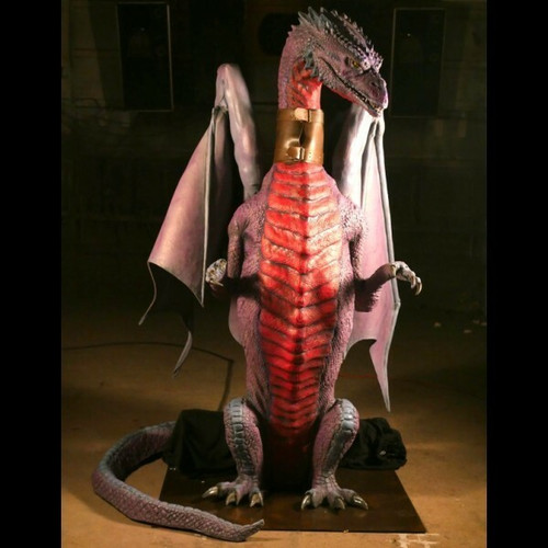 Winged Dragon Animatronic