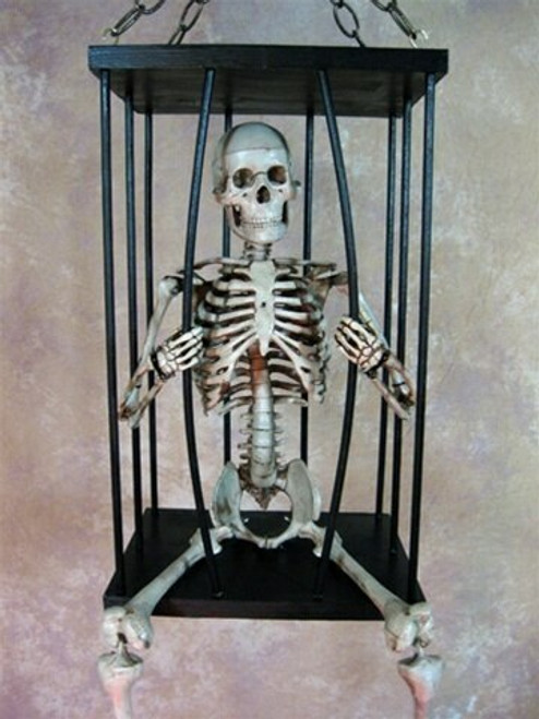 Skeleton Cage Breaking Out 33 Inch