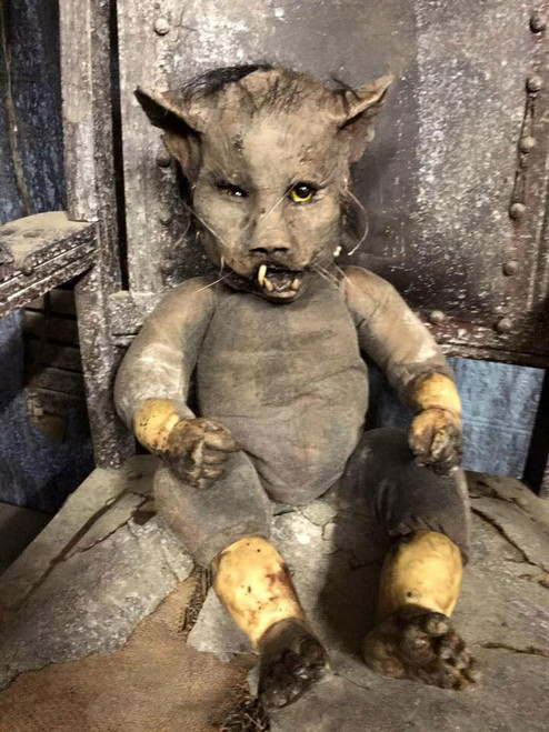 Kitty Forevermore Doll