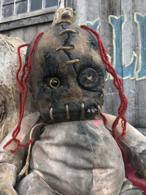 Voodoo Forevermore Doll