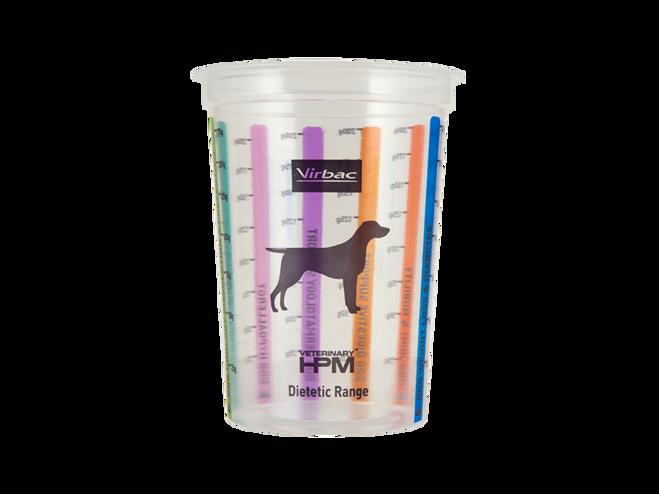 Målebæger til HPM foder - specielle ernæringsbehov / dog