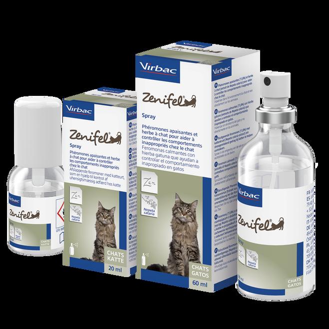 Zenifel - Feromoner til kat