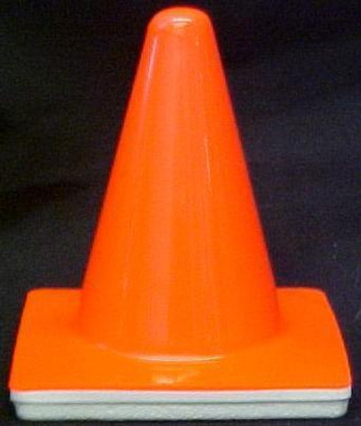 "Novelty 4"" Blaze Cone  Plain"