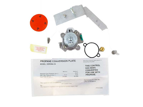 Heat N Glo Cerona Conversion Kit- LP (LPK-CERONA36)